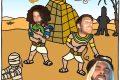 Faraone in carriola con salsa yogurt: la nuova ricetta di Johnny & Mongo