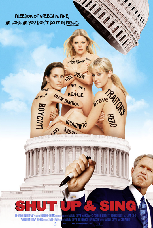 dixie chicks shut up and sing