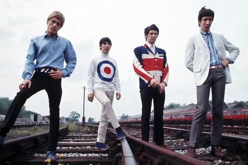 British Band 'The Who'