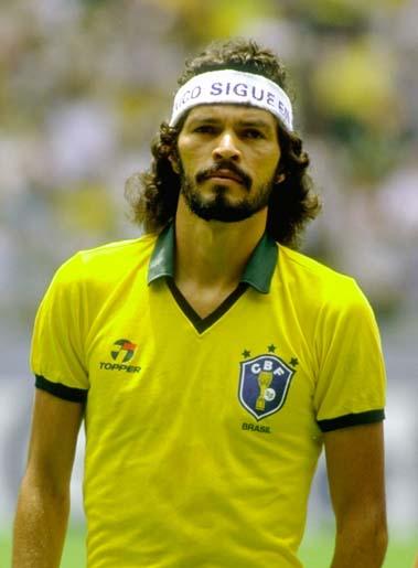 Socrates of Brazil