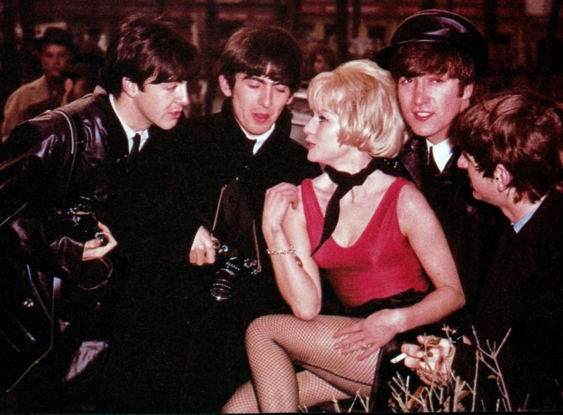 sylvie vartan - beatles