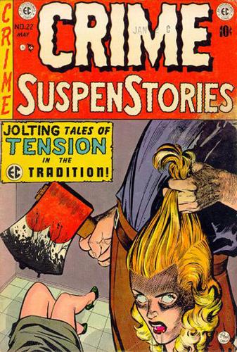 le concilianti cover della EC comics