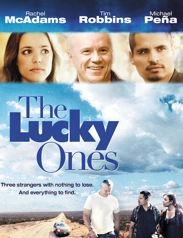 MP767D_The Lucky Ones DVD