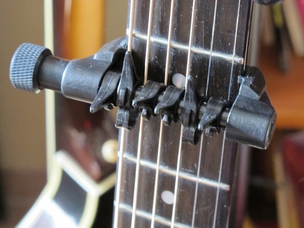 Spider Capo Harmonik Mutes Glove