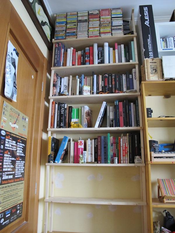 Libreria for Libreria fai da te
